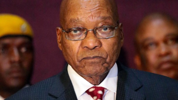 ANC beschließt offenbar Abberufung von Präsident Zuma