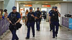 Großbritannien verschärft Sicherheitsvorkehrungen