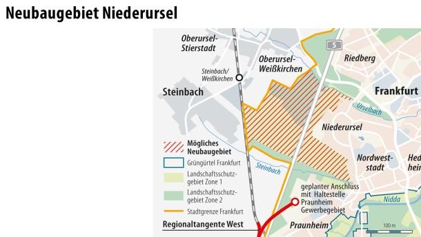 Viele Hürden für neuen Stadtteil