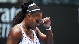 Serena Williams überraschend ausgeschieden