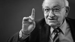 Nachruf auf Marcel Reich-Ranicki: Ein sehr großer Mann