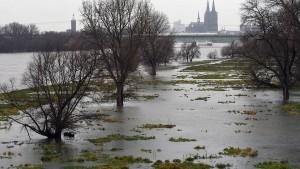 Deutscher bei Hochwasser in Frankreich vermisst
