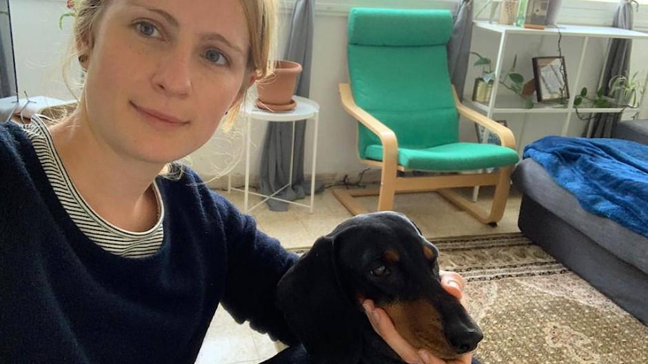 Leandra Hettenbach wohnt mit ihrem israelischen Freund in Haifa