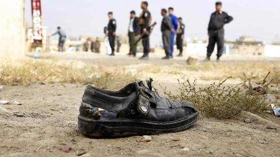Selbstmordanschlag vor Gefängnis in Kabul