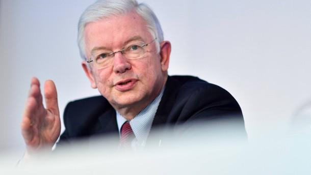Auch Roland Koch rechnet mit Merkel ab