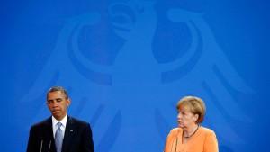 Strafanzeige gegen Merkel