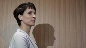 Frauke Petrys Auftritt spaltet Frankfurts Wirtschaft