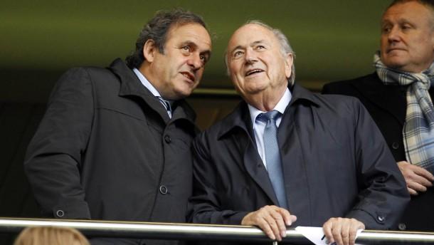 Schlussbericht zu Blatter und Platini