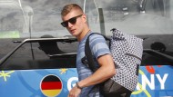 DFB-Team nach EM-Aus auf dem Heimweg