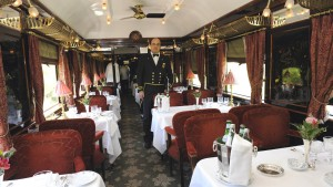 Tarte im Orient-Express