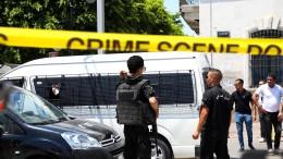 Mehrere Verletzte in Tunis