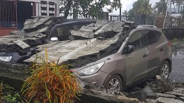 Zweiter Zyklon trifft Moçambique