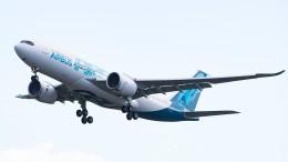 Airbus legt gute Zahlen vor