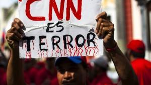 Venezuela schaltet CNN-Sender ab