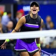 Enorme Entwicklung: Bianca Andreescu trumpft in New York groß auf. Ob das gegen Serena Williams reicht?
