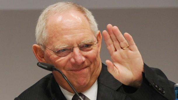 Schäuble: Kein neues Steuerabkommen