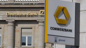 Commerzbank verdient zum Jahresauftakt weniger