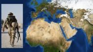 Mehr Afrika, weniger Hindukusch
