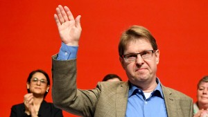 SPD öffnet sich für Linksbündnis