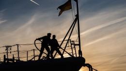 Maas: Keine deutschen Kriegsschiffe im Schwarzen Meer