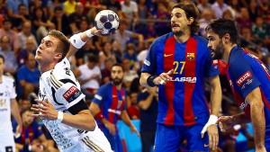 Dramatische Kieler Niederlage in Barcelona