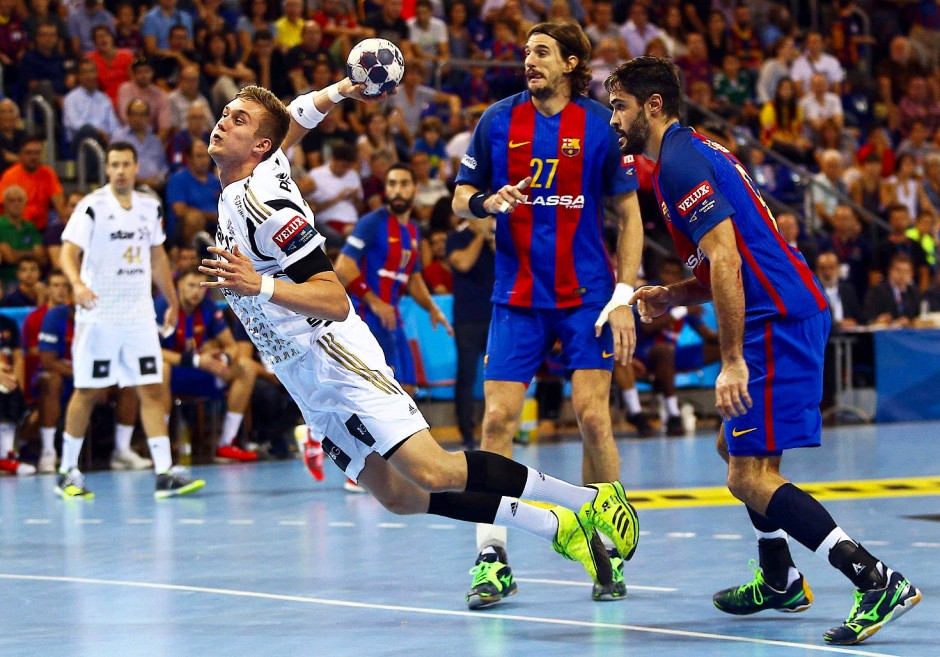 Handball Barcelona Kiel Live