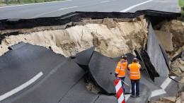 Ostseeautobahn bleibt mehrere Jahre gesperrt
