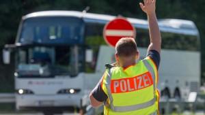 Bayern will seine Grenzen selbst überwachen