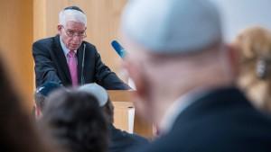 Zentralrat der Juden besorgt über politischen Rechtsruck