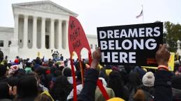 """Was wird aus den """"Dreamern"""" in Amerika?"""