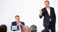 Markus Braun, CEO von Wirecard im April