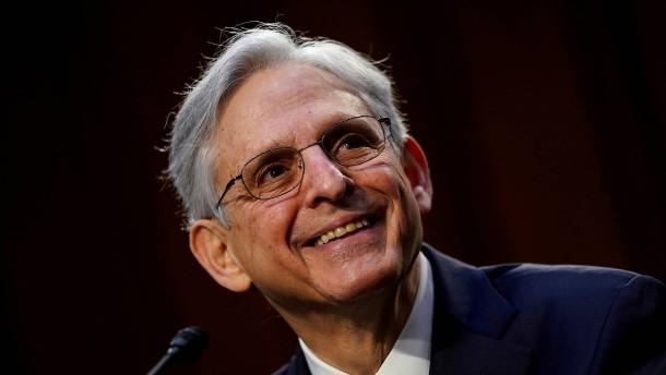 Senat bestätigt Merrick Garland als Justizminister