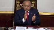 Amerikas Fahnder gegen Venezuelas Führung