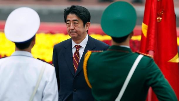 Die geldpolitische Magie der japanischen Regierung