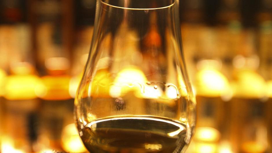 Irish Whiskey ist zum Nischenprodukt geworden. (Symbolbild)