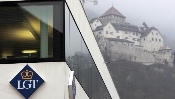 Fürstenbank LGT beteiligt sich an Liqid