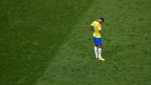 """""""Ich denke an mein Spiel, nicht an Neymar"""""""