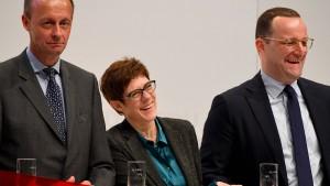 Die Leere nach Merkel