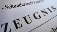 Die Noten deutscher Schüler werden immer besser, die Leistungen jedoch nicht.