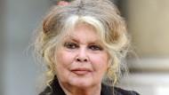 Die französische Schauspielerin Brigitte Bardot wirft vielen Kolleginnen Scheinheiligkeit vor.