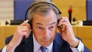 Ukip-Chef Nigel Farage: Archetypische Gegenfigur des politischen Establishments