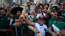 Freundschaftliches Fußballfest der Fans