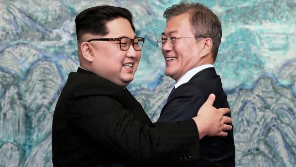Pjöngjang geht wieder ans Telefon