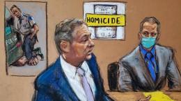 Ankläger beschreibt George Floyds Tod