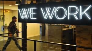 Softbank erwägt Mehrheit an Wework
