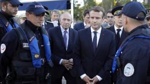 Paris macht ernst gegen kriminelle Ausländer