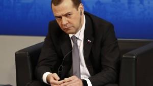 Russland, die Schutzmacht des Unrechts