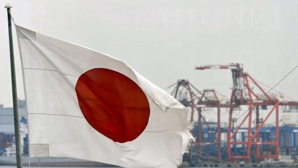 Japans Wirtschaft steckt in der Rezession