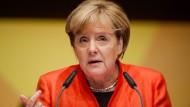 Merkel hält an Rente mit 67 fest
