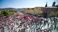 Weitere Streiks bei Erziehern und Sozialarbeitern
